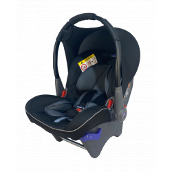 Klippan Dinofix Black/Grey