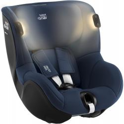 BRITAX Autosedačka Dualfix iSense, Indigo Blue Indigo Blue