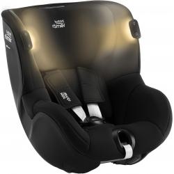 BRITAX Autosedačka Dualfix iSense, Space Black Space Black
