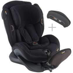 iZi Plus X1 premium car interior black 50